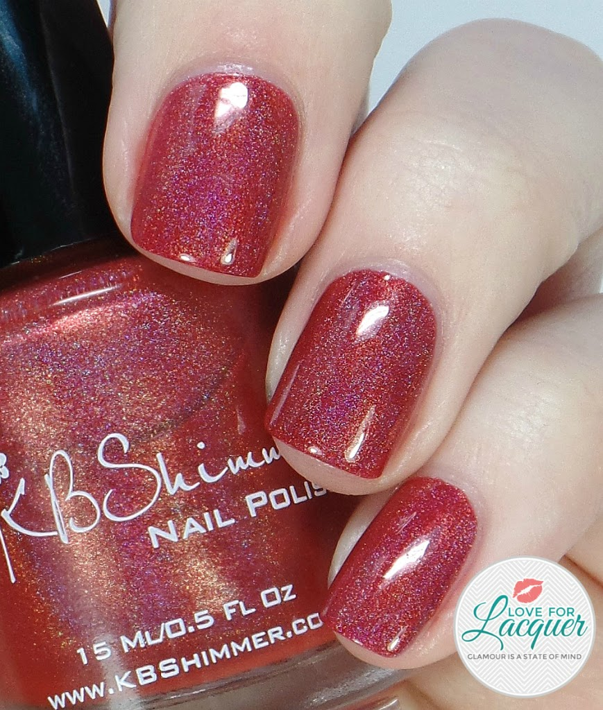 KBShimmer Men Are From Mars-ala | Pantone Color Of The Year 2015 ...