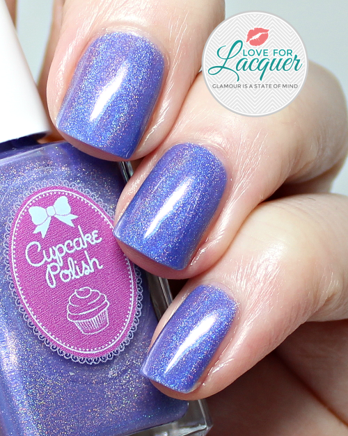 Cupcake Polish Lilac You Meant It