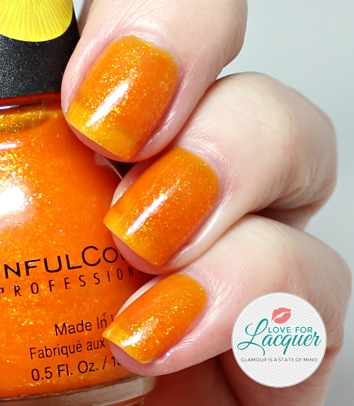 SinfulColors Ring The Bellini