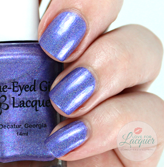 Blue Eyed Girl Lacquer Fare The Wind