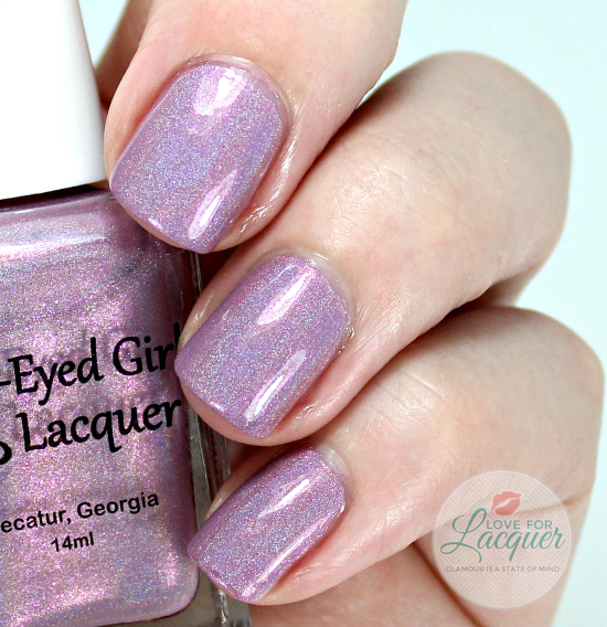 Blue Eyed Girl Lacquer I Still Adore