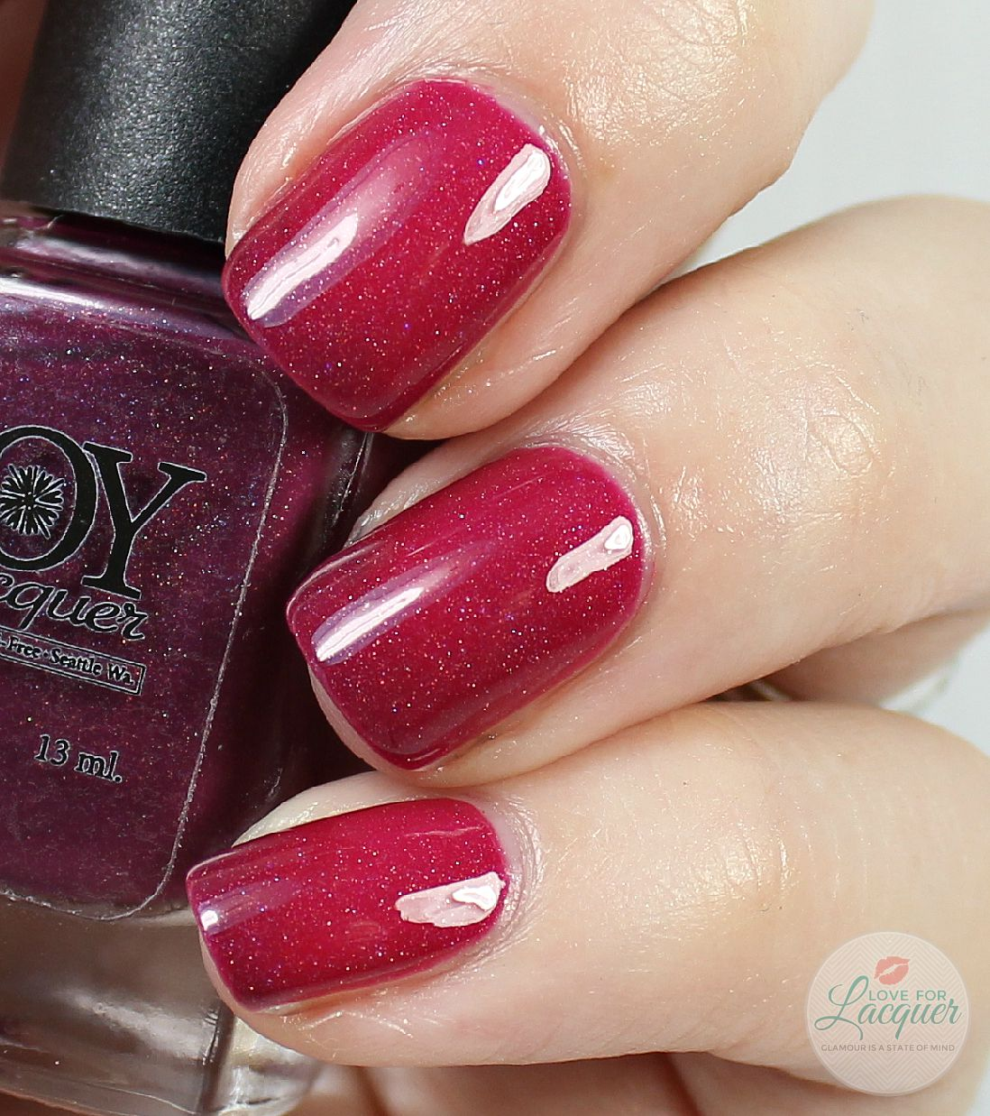 Joy Lacquer Bloody Mary