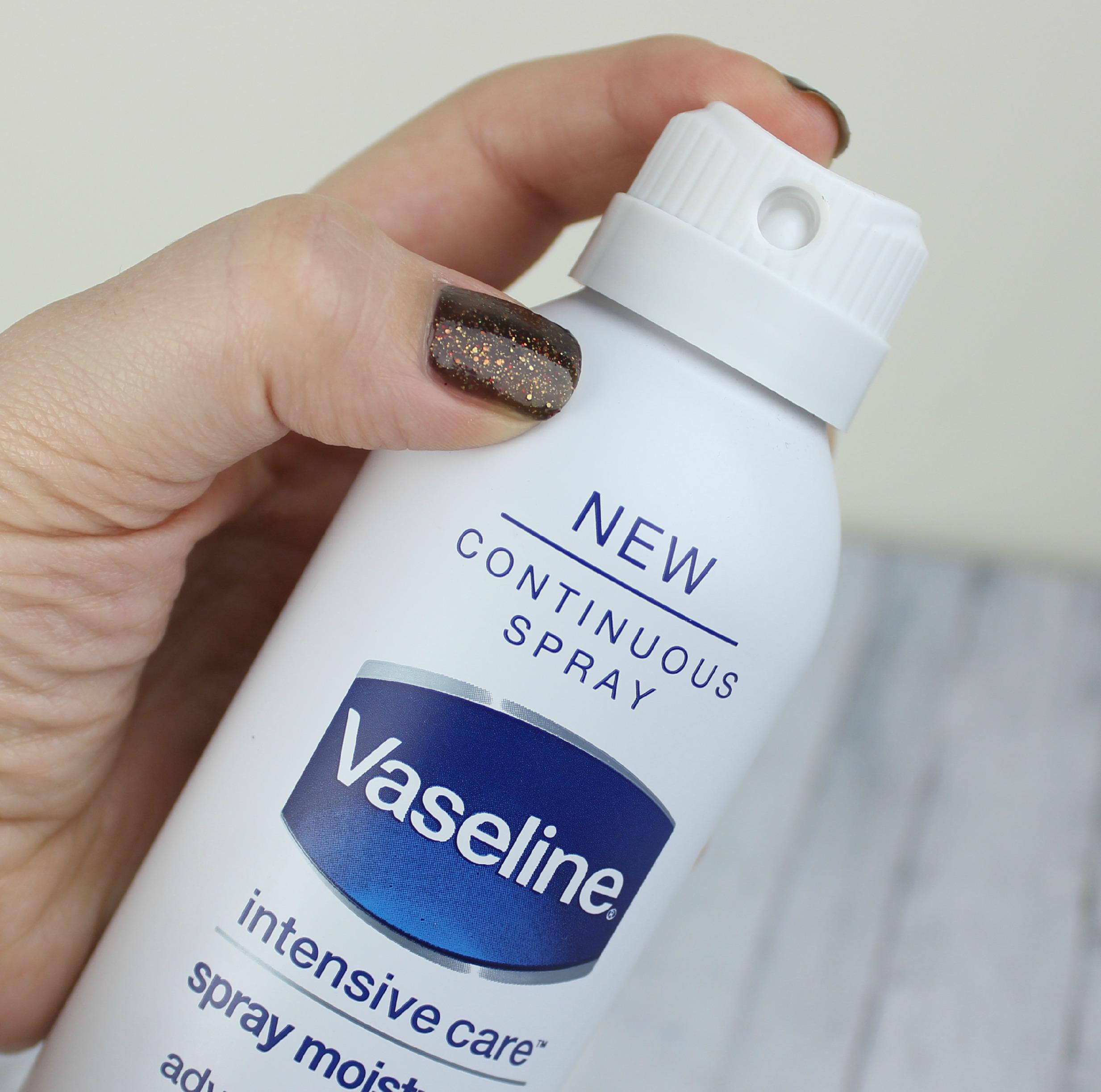 vaseline intensive care