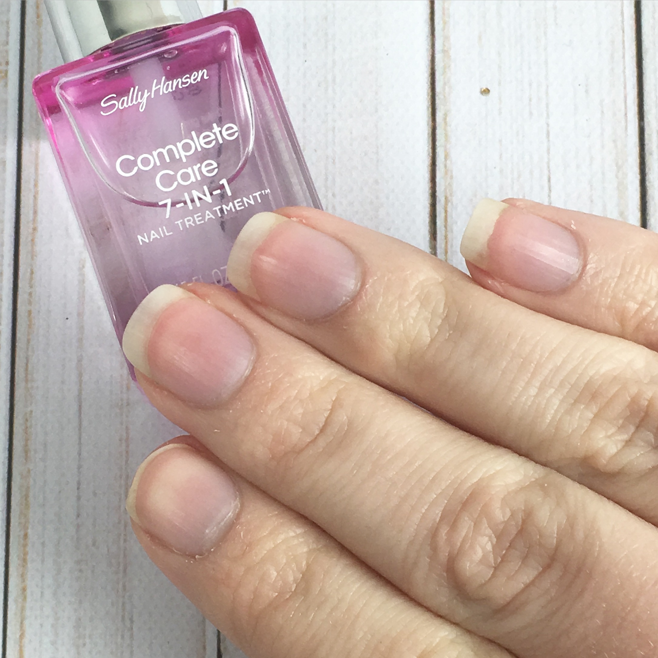 Sally Hansen Complete Care 7 in 1 Nail Treatment | Review - Love for ...