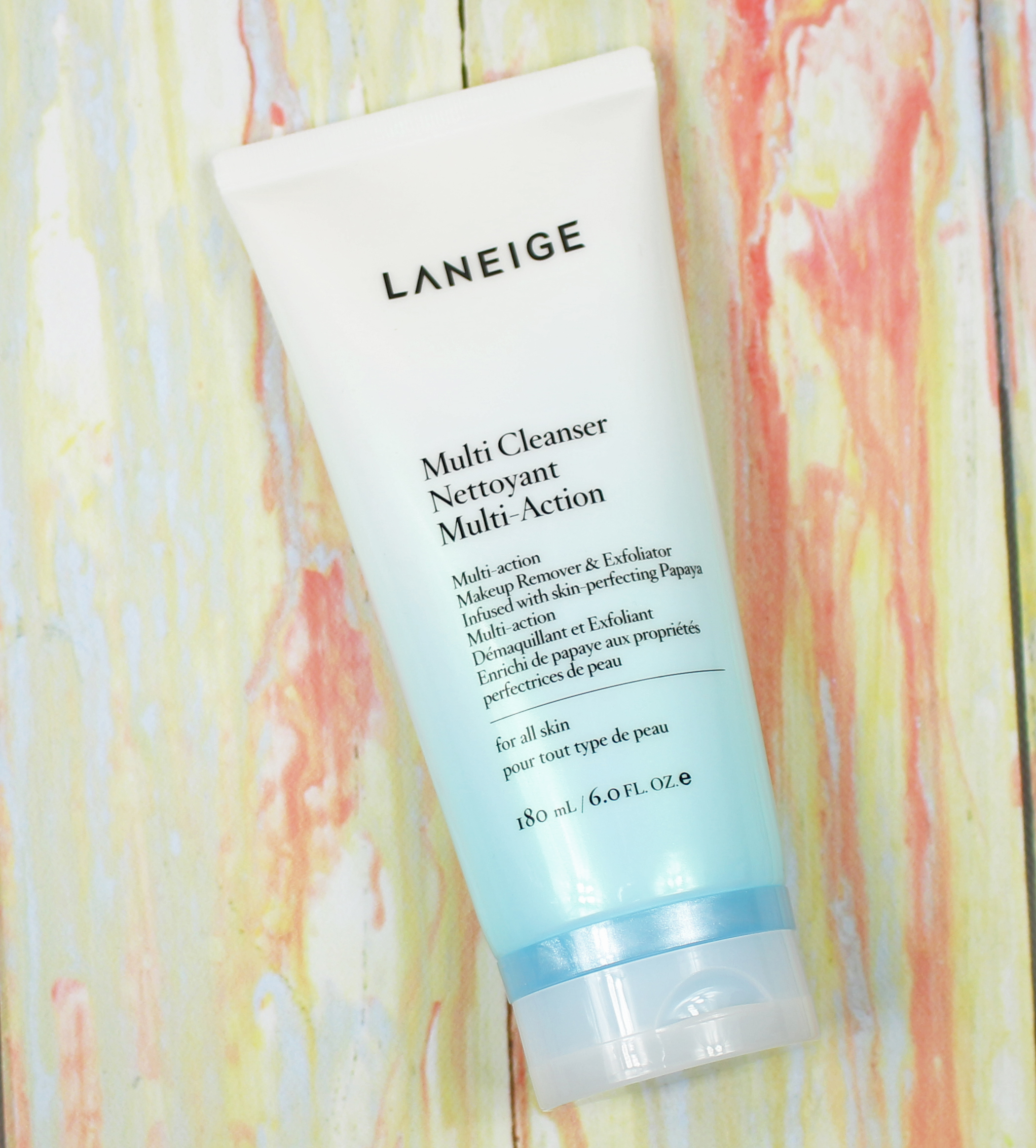 The Power Of 7 With Laneige Water Bank Line Giveaway Love For Multi Cleanser