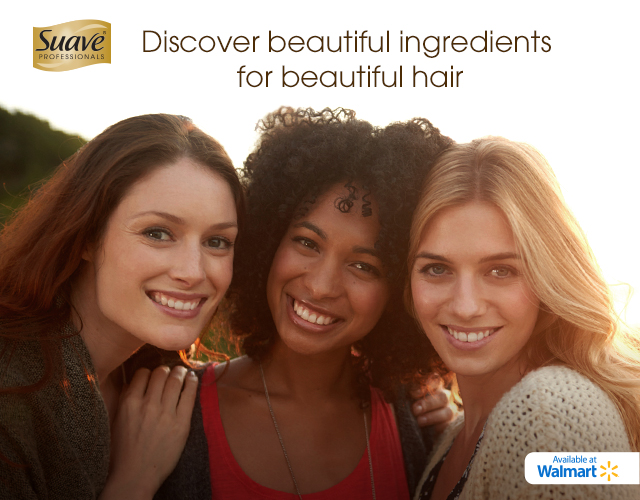 Discover Beautiful Ingredients With Suave Professionals