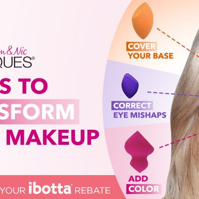 Meet The Miracles from Real Techniques & Save with Ibotta!