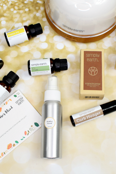 Simply Earth Essential Oils Subscription Box Review