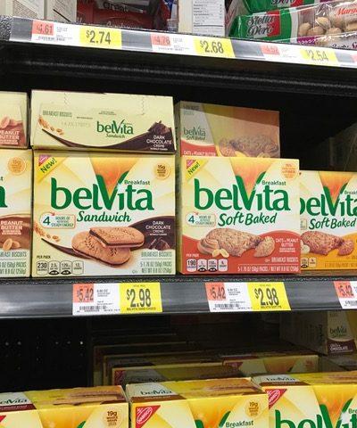 Easy Mornings with belVita