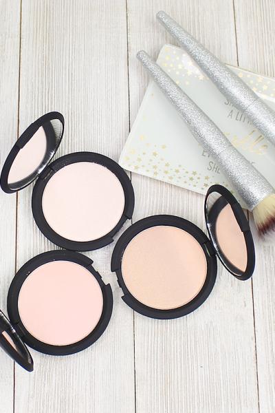 IT Cosmetics Hello Light™ Anti-Aging Powder Luminizer | Limited Edition Shades | G-Loey, Millennium Rose & Bella Brilliance