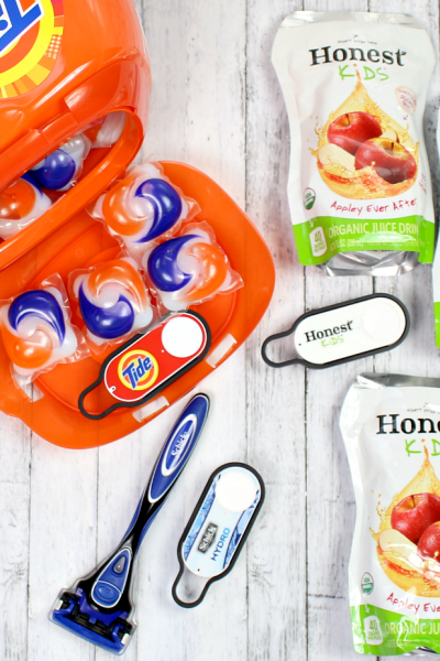 Making Life Easy With Amazon Dash Buttons