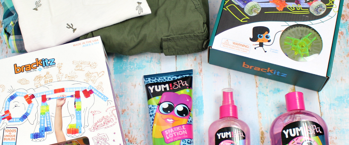 Spring & Easter Must Have Gifts For Kids