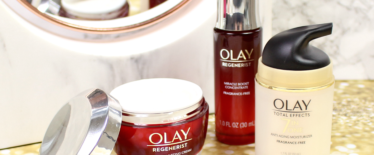 Take Years Off Your Skin With Olay
