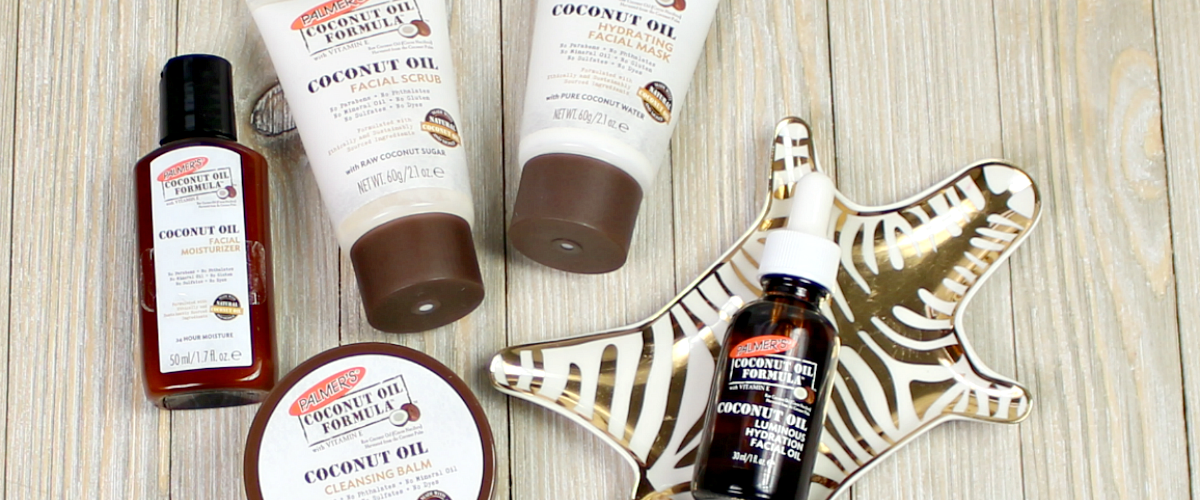Get Luminous Skin With Palmer's Coconut Oil Formula
