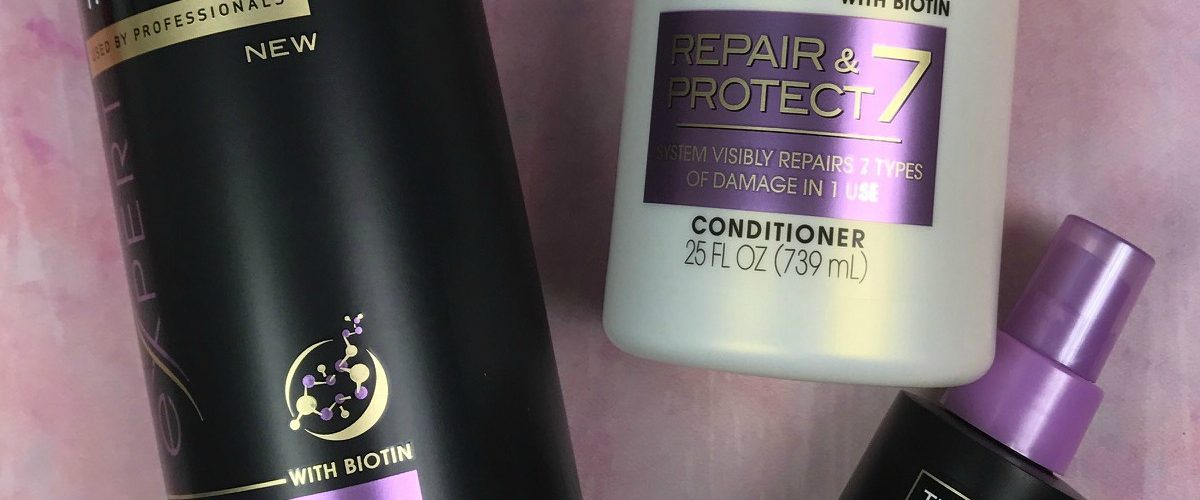 TRESemmé® Repair & Protect 7 Line | #CVSBeautifulHair
