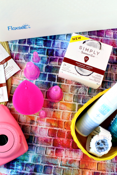 The BEST Hot Weather Beauty Hacks with Babbleboxx