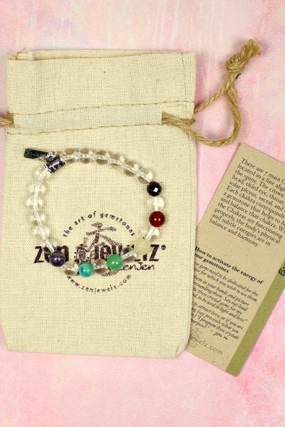 Zen Jewelz Chakra Balancing Bracelet