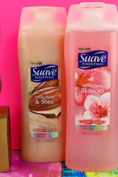 Smell Good Without Breaking The Bank with Suave Body Wash