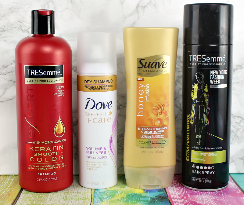 Easy Last Minute Holiday Hair Tutorial Ft Tresemme Suave Dove