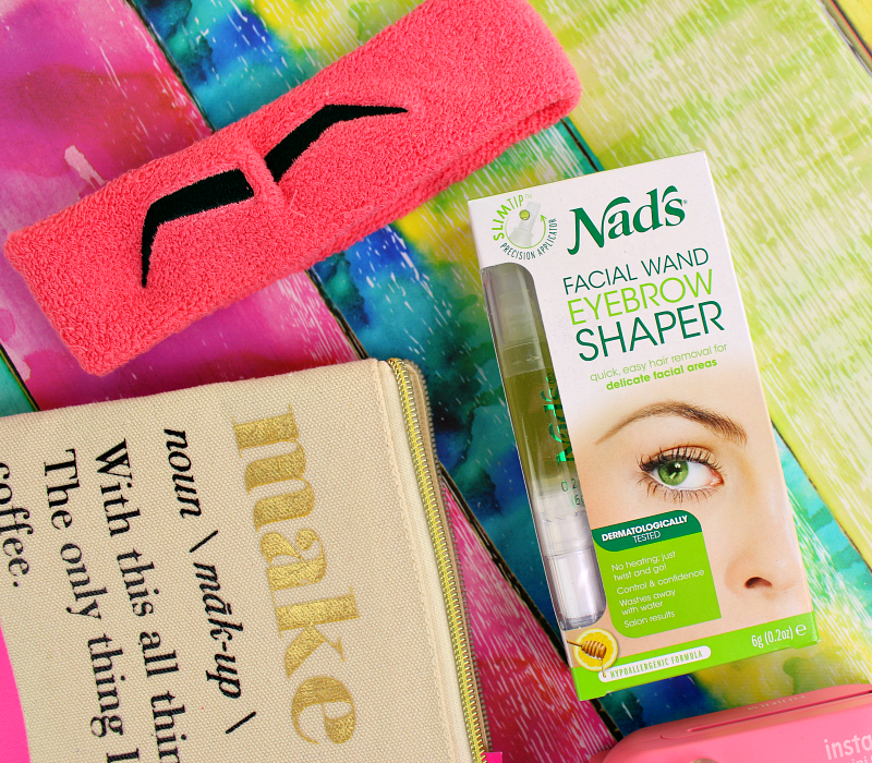 Getting Your Brows In Shape For The Holiday With Nads Love For