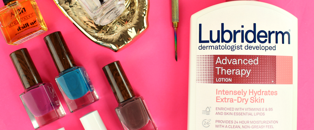 Manicure Must Haves with Lubriderm!