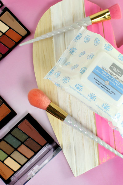 Budget-Friendly Beauty Blogger Must Have | Walmart Equate Fragrance Free Makeup Remover Towelettes