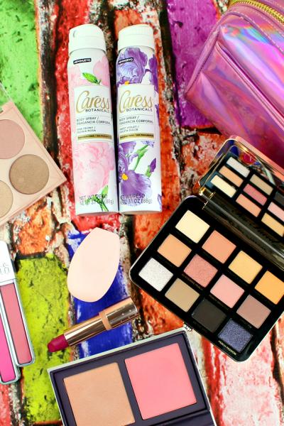 Revamping My Spring Makeup Bag With Caress