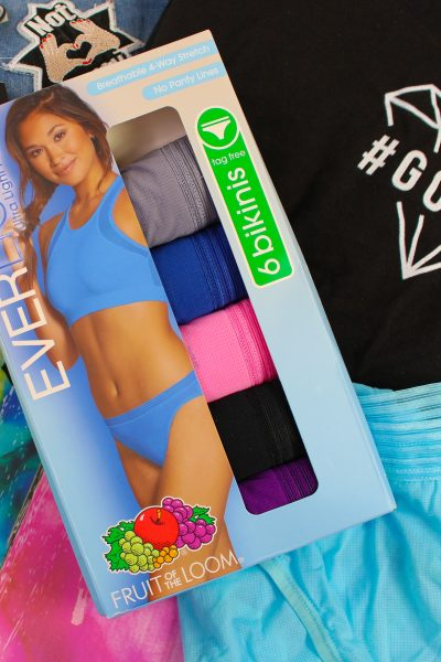 Staying Confident This Spring With EverLight Panties From Fruit Of The Loom