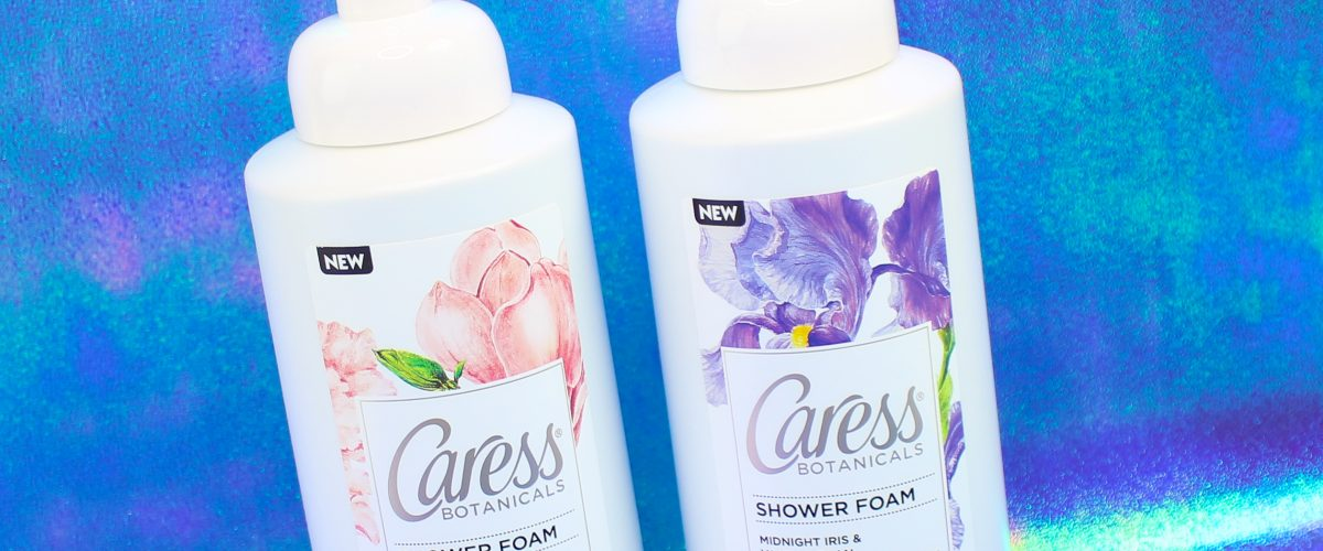 Lose The Loofah With Caress White Orchid and Coconut Milk Shower Foam