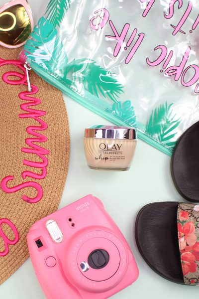 PROTECT YOUR SKIN FOR SUMMER WITH OLAY