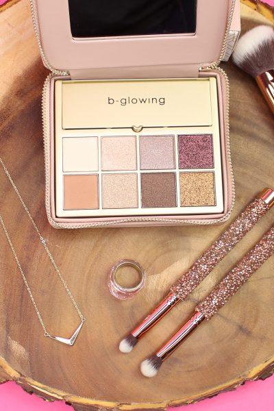 b-glowing BEAUTY Illuminate + Shine Palette