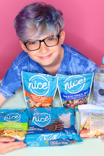 Healthy Back to School Snack Options with Nice!® at Walgreens