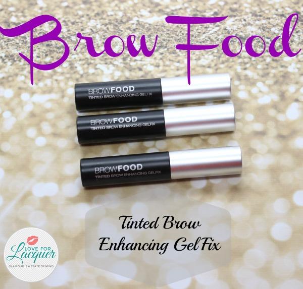 BrowFood Tinted Brow Gel