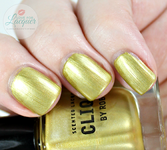 Clique By Roble Nail Lacquer Swatch Hero