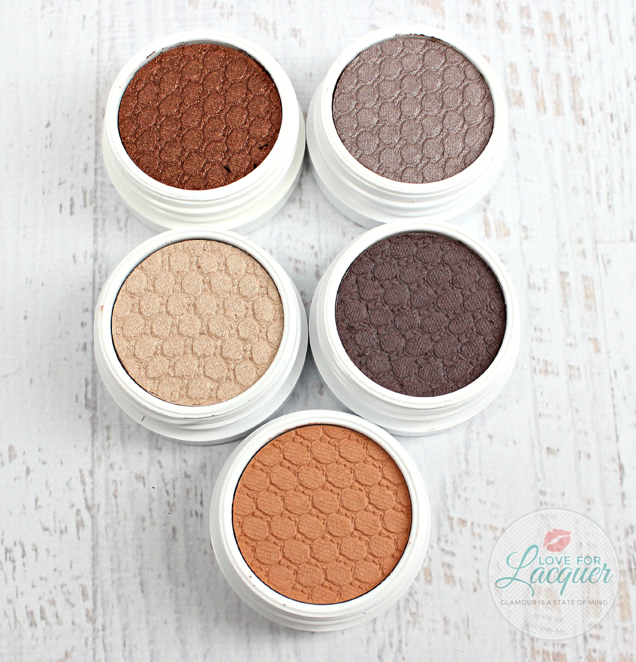 ColourPop Back To The 90's Fall Collection