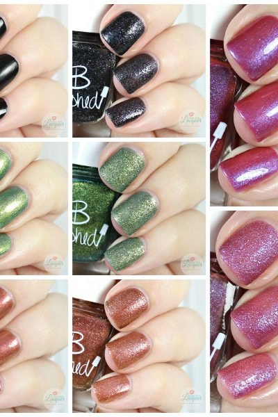 B Polished Sunsets & Sandy Beaches Collection | Swatches & Review