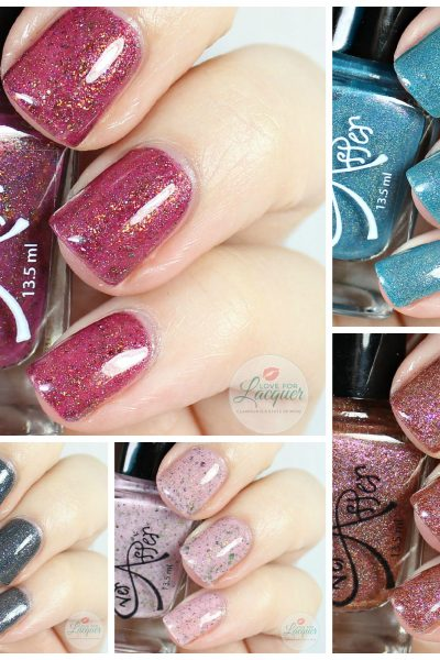 Ever After Polish Feminine Chic Collection | Swatches & Review