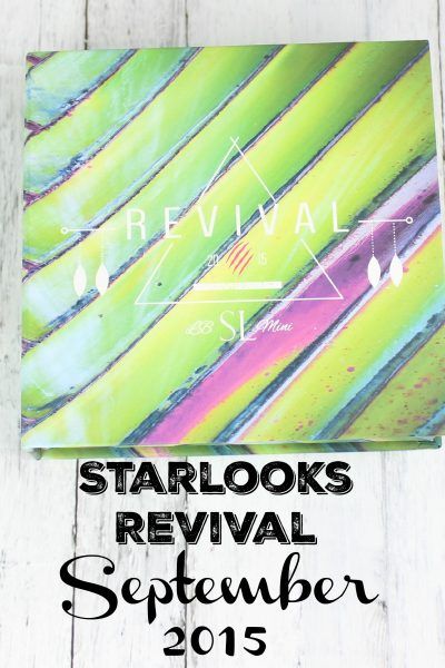 Starlooks Revival Edition Looks Box | Swatches & Review