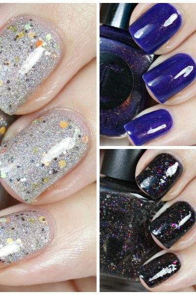 All Holos Eve Collaboration Trio   Serum No 5, Cirque Colors & Lacquer Lust   Swatches & Review