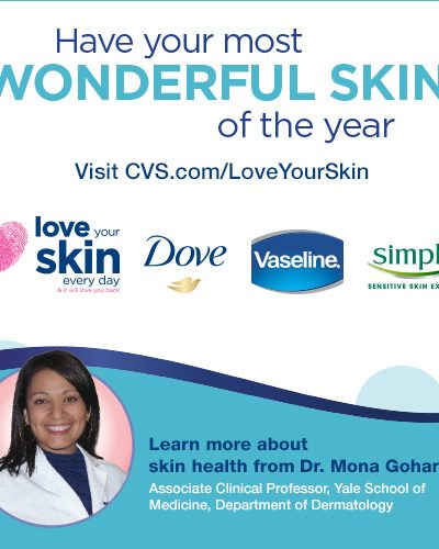 Love Your Skin This Winter By Stocking Up On Skin Care Products At CVS