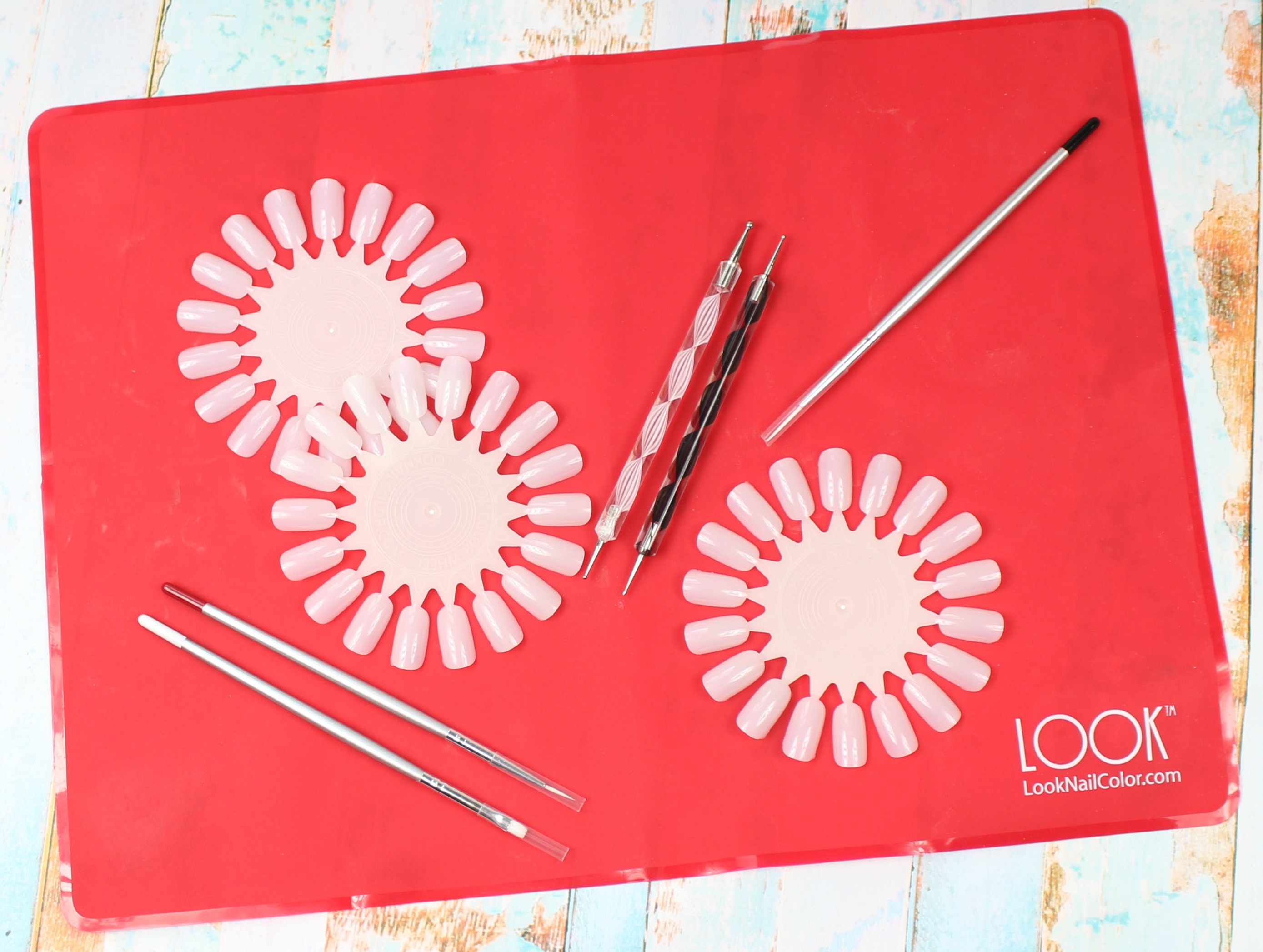 Essential Nail Art Tools Ft Look Nail Rite Aid Love For Lacquer