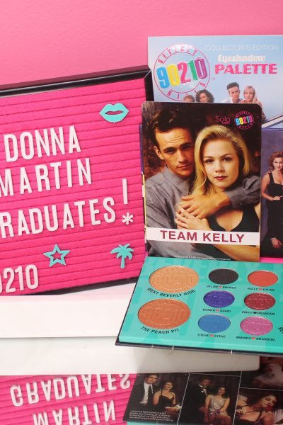 Sola Look Beverly Hills 90210 Eyeshadow Palette | Swatches + First Impressions
