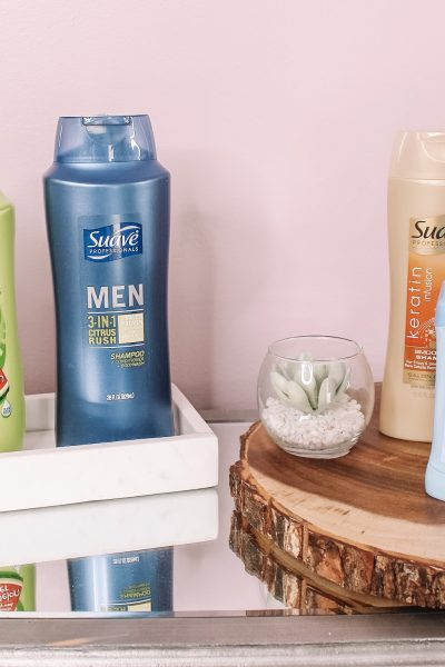Spring Clean & Start Fresh With Suave