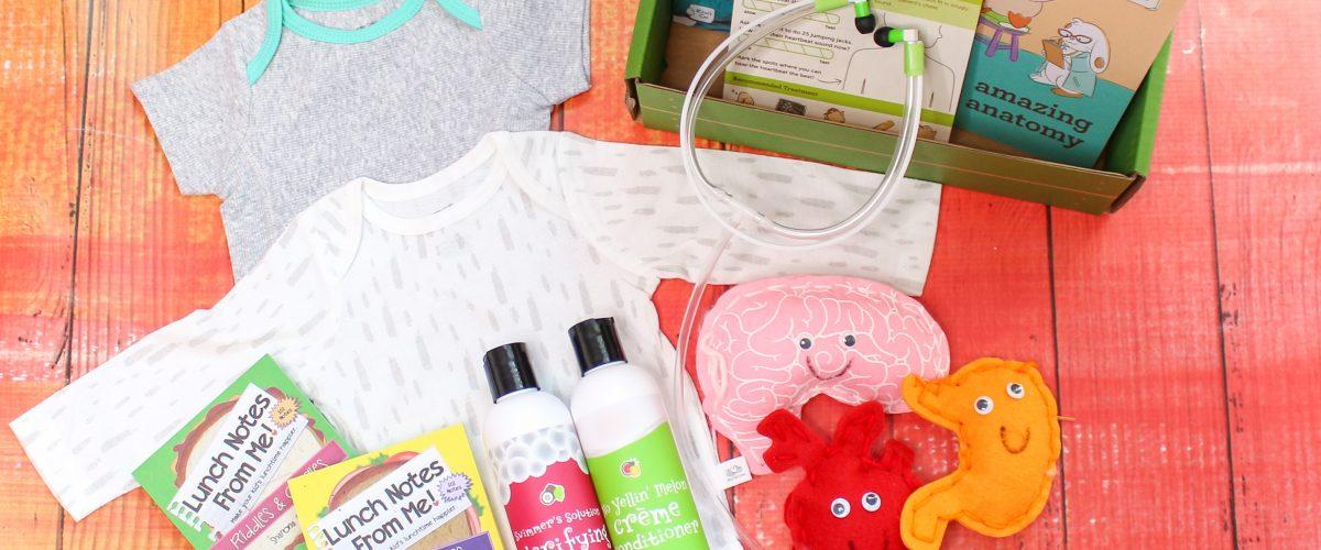 Fresh Spring Kid Finds | #BabbleboxxSpringKids