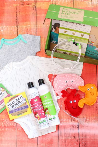Fresh Spring Kid Finds | #BabbleboxxSpringKids