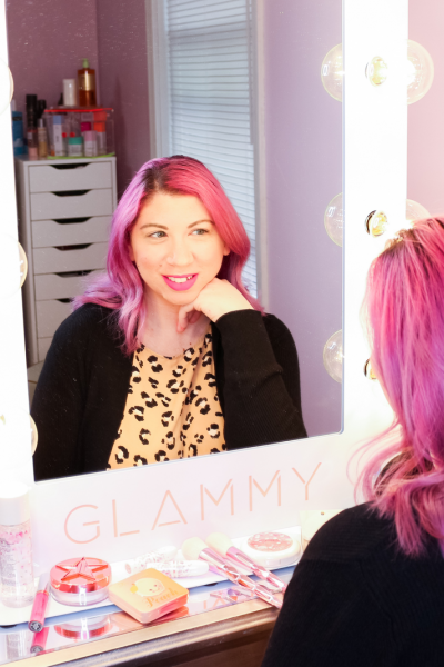 Step Up Your Makeup Game With GLAMMY Vanity
