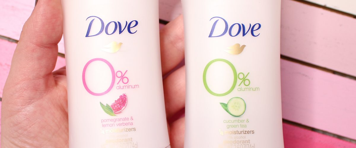 The Perfect Deodorant To Keep In Your bag | Dove Zero