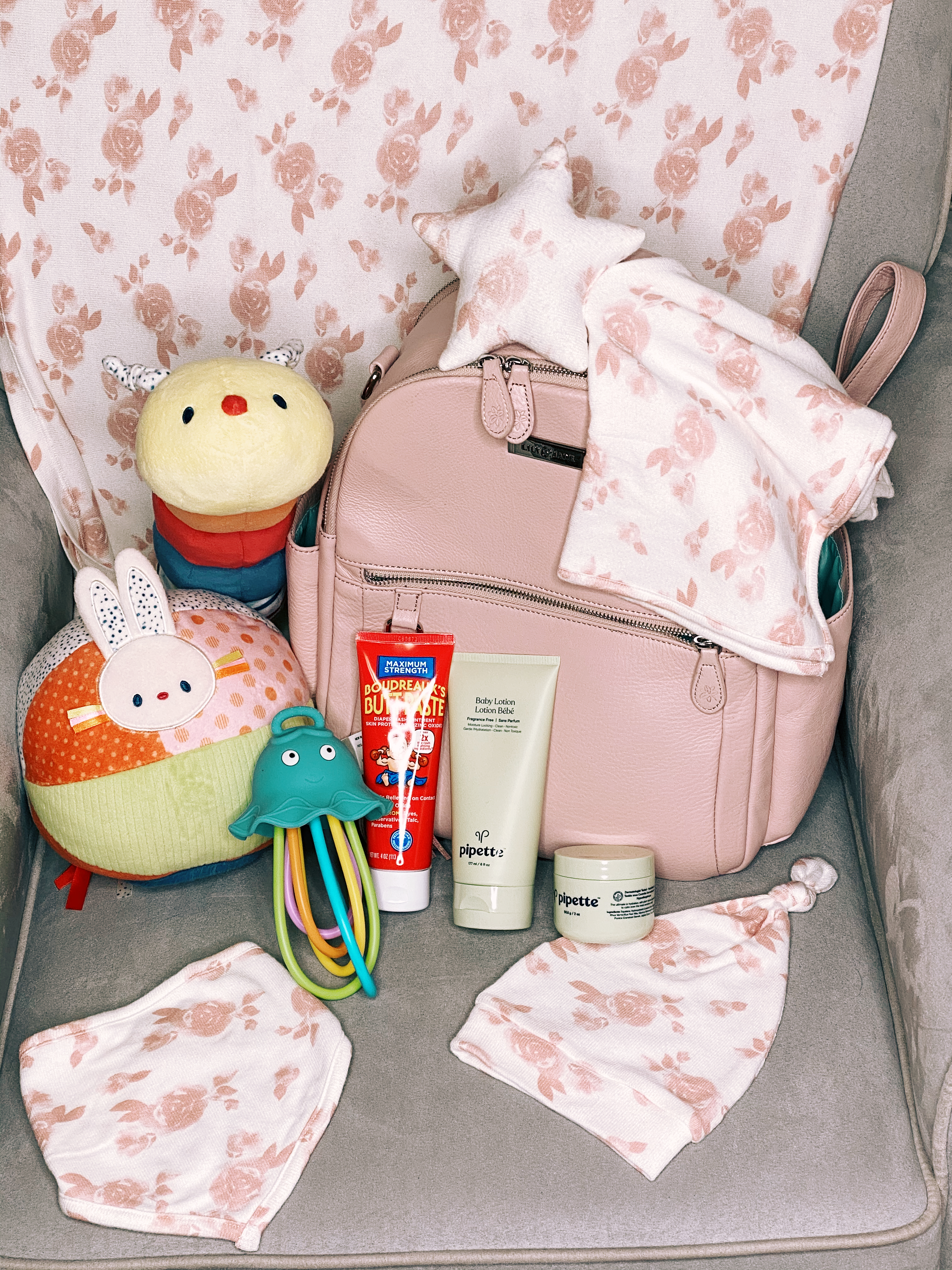 Baby Essentials – Packing For Grandma's House