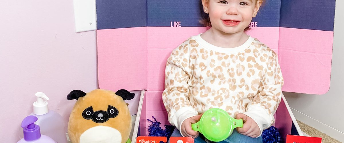 Harlow's Toddler Faves!